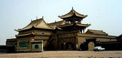 History of Yinchuan