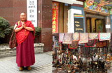 Chengdu's Tibetan Quarter – Gateway to Tibet