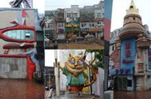 Dalian's Quiet Pearl: Five Color City