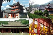 """Walkin' With Buddha"" at Ningbo's Temples"