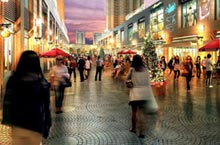 Splash Your Cash: New Shopping Malls in Chongqing