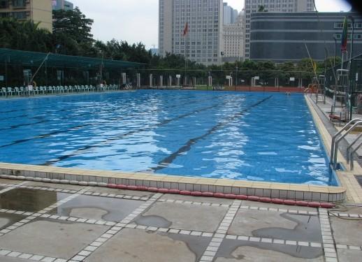 Swimming pool of shenzhen university new natatorium - Northeastern university swimming pool ...