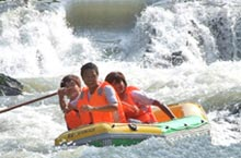 The Best Water Rafting Spots Around Nanchang