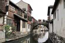 A Day Well Spent: Visiting Zhouzhuang Water Village Outside of Suzhou