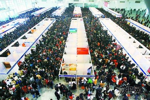 China's University Students Rattled by Prospect of Post ...