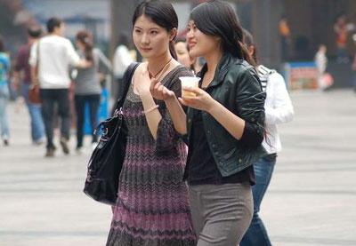Chongqing beauties