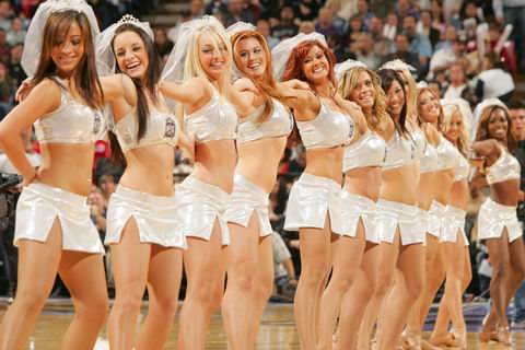 sacramento kings cheerleader scandal