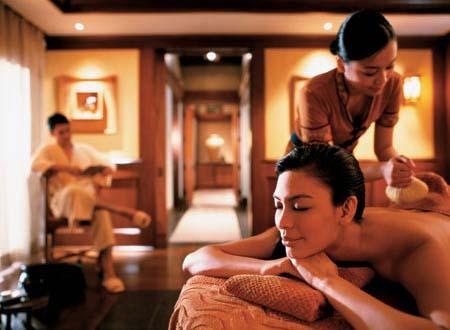 destination relaxation shanghai s best spas. Black Bedroom Furniture Sets. Home Design Ideas