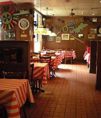 TGI Fridays 星期五餐厅