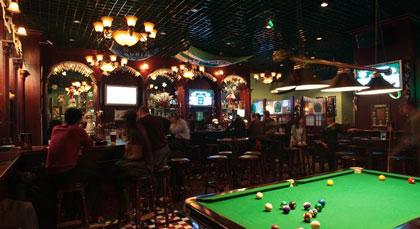 Beijing's Pool Bars